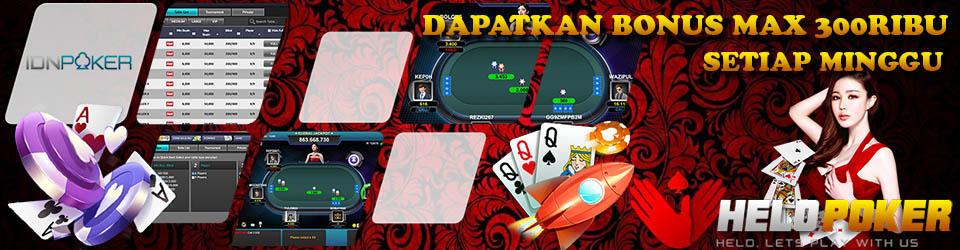 Promo bonus poker qq online terbaik